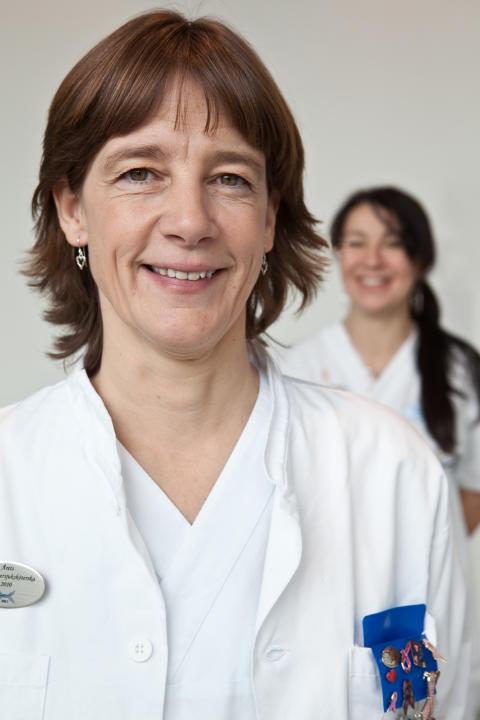 Karina Sandström från Helsingborg – Årets Bröstsjuksköterska 2010