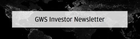Investor Newsletter