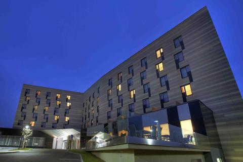 Quality Hotel Ostrava City HR