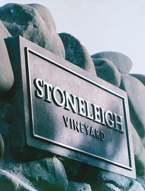 Stoneleigh vineyard