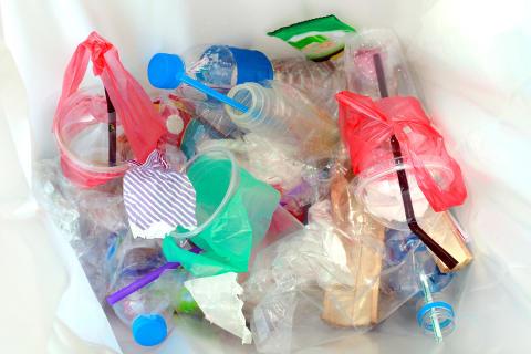 Martin & Servera minskar användningen av plast