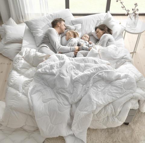 Sovtäcke