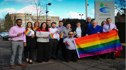 Carillion launches new LGBT network