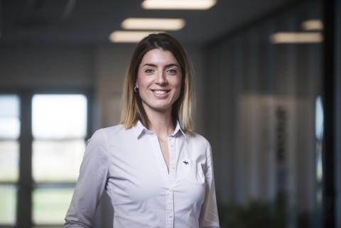 Mélissa Vanderheyden engagée en tant que Wealth Manager