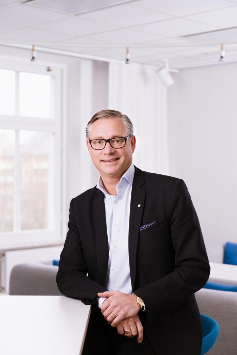 Anders Hedenros, tidigare CIO på Praktikertjänst.