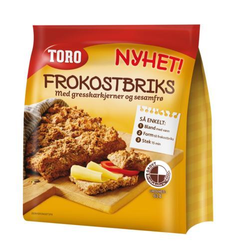 TORO Frokostbriks