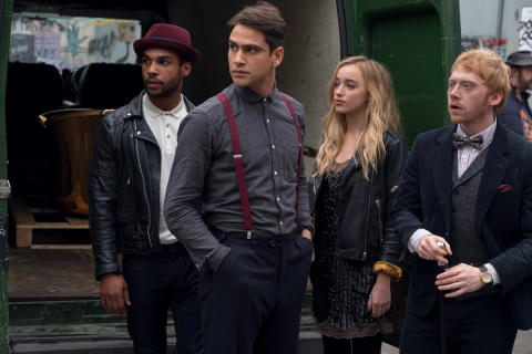 "Acclaimed New drama ""Snatch"" to premiere exclusively to BT customers on AMC in the UK  on Tuesday 31st October at 10pm"
