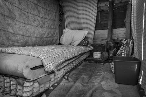 Pressbild 10. Folkhemmets rum och mellanrum.