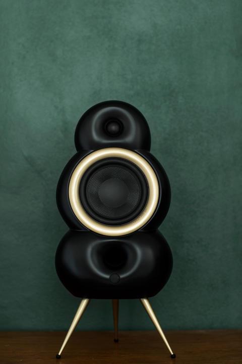 """Opgraderingen af næste generation """"Pods"""" includerer de ikoniske passive højttalere: MiniPod, BigPod og The Drop."""