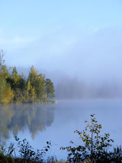 Norrsjön vid Färna Herrgård & Spa