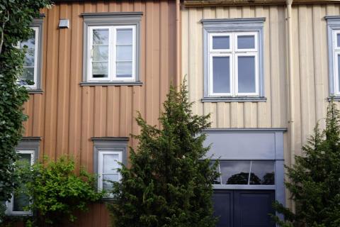 Oppgang i boligprisene Bergen
