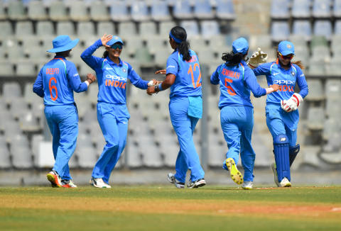 India Win First ODI In Mumbai