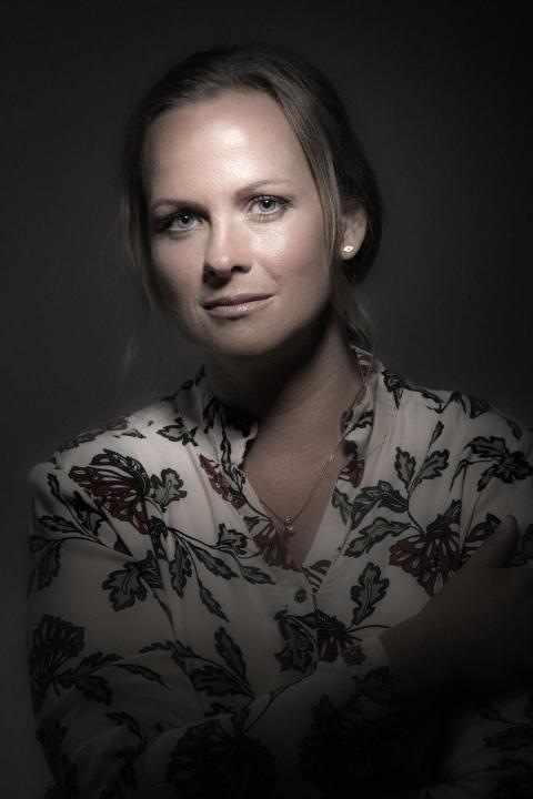 Jeanette Varberg portræt