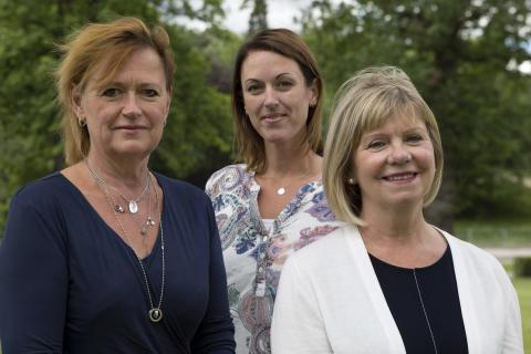 Barnmorskor från Högskolan i Skövde och SkaS till världskongress i Kanada