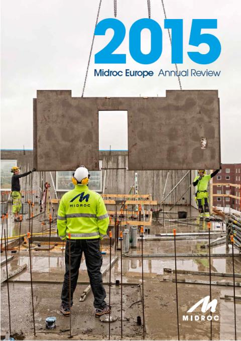 Midroc Annual Review 2015