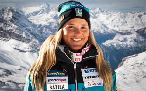 Holmlund vinner totalcupen och landslaget är på plats i Pyeongchang