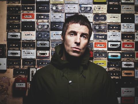 Liam Gallagher (c) Warner Music UK