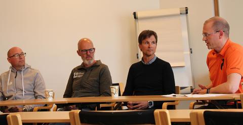 Team Sparbanken Nord – länssatsning på skidåkare med höga ambitioner