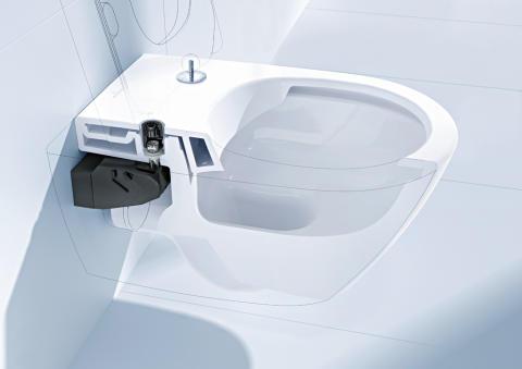 Avec Villeroy & Boch, le montage des WC devient encore plus flexible - SupraFix 3.0 : la nouvelle génération de fixation de WC