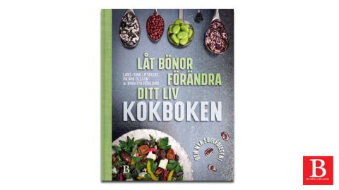 Tungt internationellt pris tilldelas kokboken Låt bönor förändra ditt liv – bäst i världen i kategorin specialkokbok