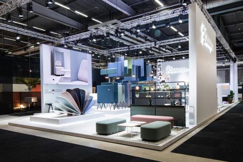 Kinnarps Stand Stockholm Furniture Fair 2019 02