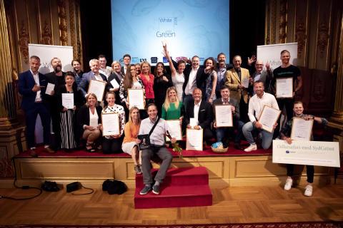 Årets Stora Svinnpris 2018 gick till Coop Leksand