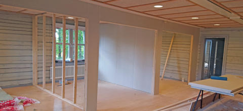 Nu bygger vi om! Nya hyresgäster till IT-gården i Hackås