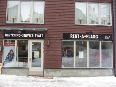 """""""Rent a plagg"""" – affärsidén som nu blir verklighet i Åre"""
