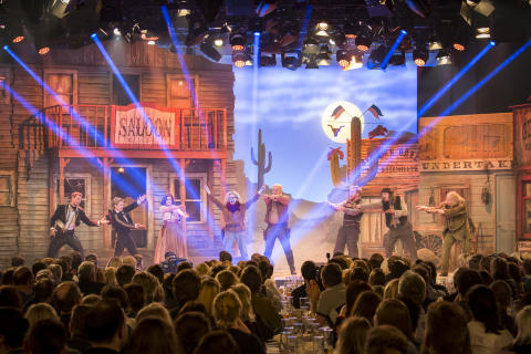 Singspiel Szene 2018