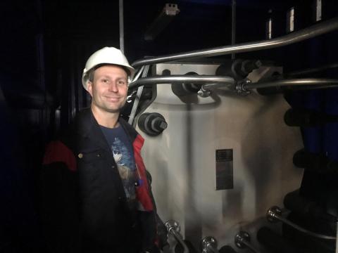 Pressinbjudan: Ny vätgasanläggning möjliggör banbrytande forskning