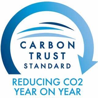 Center Parcs achieves Carbon Trust Standard