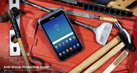Galaxy Tab Active2  - Anti-Shock Protective Cover
