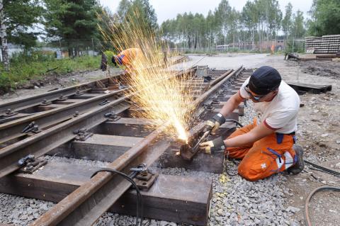 Sju yrken för dig som vill jobba med tåg och järnväg
