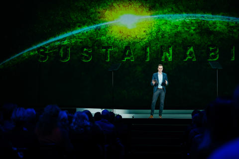 Harald Bjugstad-Holm, Bærekraftsdirektør i Nordic Choice Hotels.