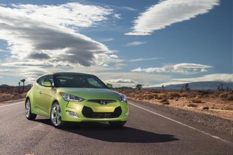 Hyundais första växellåda med dubbelkoppling
