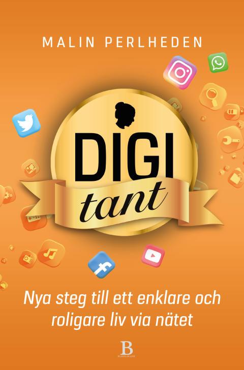 Högupplöst framsidesbild Digitant - nya steg till ett enklare och roligare liv via nätet