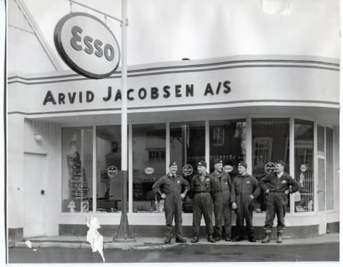 Arvid Jacobsen A/S