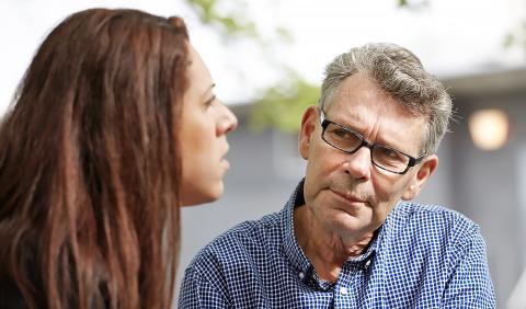 Hjälp för dig som är närstående till någon med psykisk ohälsa