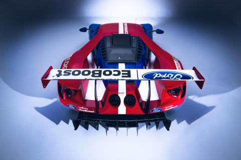 Bemutatkoztak a Ford GT pilótái, akik a Hosszútávú Világbajnokságon versenyeznek majd