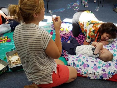 Fun Family Drop In in Sevenoaks