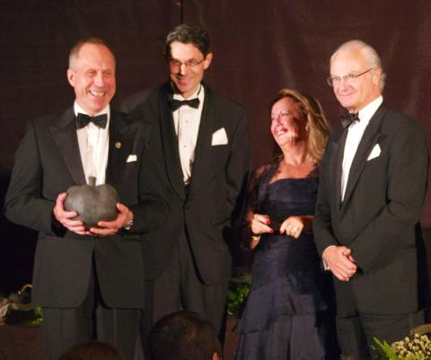 Plantagon får Svensk-Amerikanska Handelskammaren i New Yorks Deloitte Green Award 2012