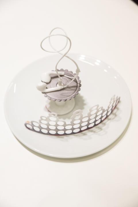 Dekoration tårta