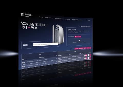 Rittal VX25 konvertering_fri181868600