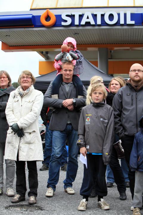 Nordstoga-suksess på Statoilstasjon