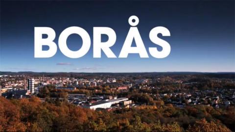 Borås bättre än regionen och riket
