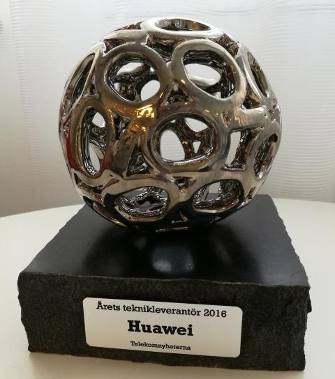 Årets Teknikleverantör