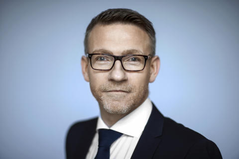 Senior Vice President - IT Operation Services - Ricco Larsen