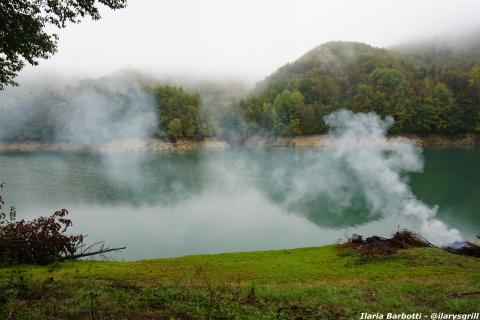 Monti Sibillini lago