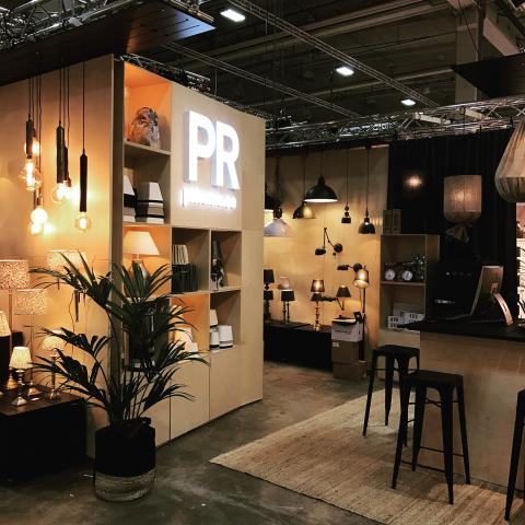 PR HOME Stockholm Furniture and Northen Light Fair