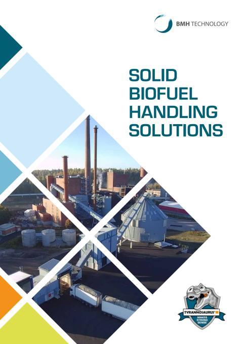 BMH Solid Biofuel Handling Soluions Brochure